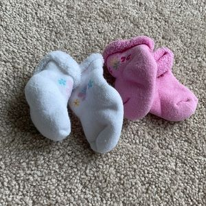 💜Free with purchase~ NWT Baby Socks